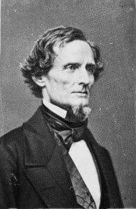 Jefferson Davis C. 1861